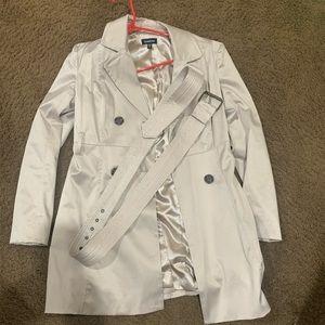 Bebe long Jacket size M